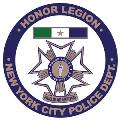 NY CITY honor legion