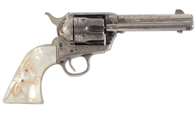 COLT-SINGLE-ACTION-ARMY-REVOLVER-1898