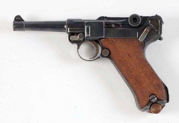 GERMAN-LUGER-SEMI-AUTOMATIC-PISTOL-1923 (A)