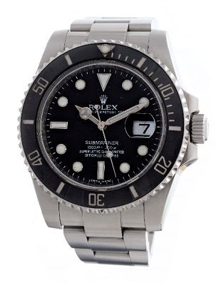 Rolex - Submariner 40mm Stainless Steel 400px