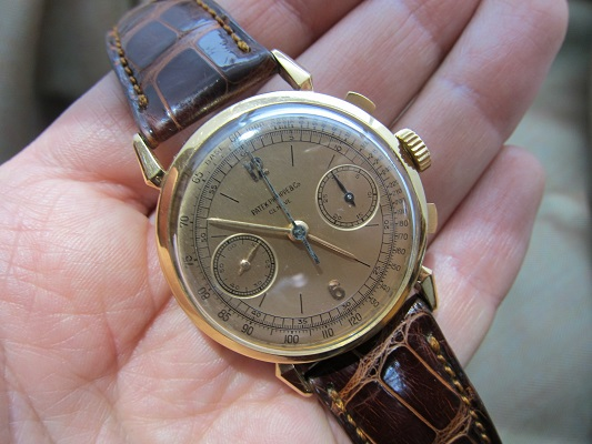 pratek phillipe chronograph
